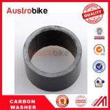 Прокладки шайбы шлемофона волокна углерода для Bike Fatbike Bike дороги MTB стержня тучного