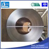 La tôle d'acier galvanisée en film de PVC de bobines a enduit