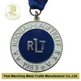 Medalha feita sob encomenda do esporte, medalhão com alta qualidade