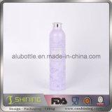 Bottiglia di alluminio dentellare della polvere del talco