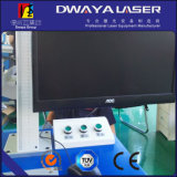 машина маркировки лазера волокна 30W для ручки кольца ювелирных изделий