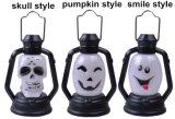 2016 최신 판매 Halloween 다채로운 LED 손 램프 & 당 호박 손 램프