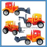 14cm DIY der Block ziehen LKW-Spielzeug zurück ausführen