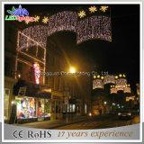 Luz de rua do Natal do motivo do Natal da fábrica de China