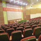 El asiento del auditorio, sillas de la sala de conferencias, asiento plástico del auditorio del asiento del auditorio, aparta la silla del auditorio (R-6140)