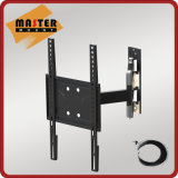 Vesa 400X200 Dual Arm Tilted Swivel LED LCD TV Wall Mount Bracket
