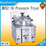 Mdxz-16テーブルの上圧力フライヤー(セリウムISO)の中国の製造業者