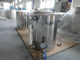 Caldera del Brew del acero inoxidable con la bobina