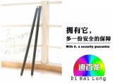 Nuovo bastone della gomma della polizia di disegno PC160cm