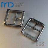Plate d'argento Belt Buckle per Gentalment