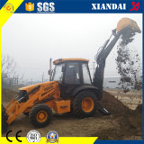 경쟁적인 Price Cummins Engine Backhoe Loader (4WD) Xd850