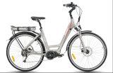 Le type de ville, Mi-Pilotent le vélo électrique (TDB12Z)
