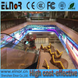 Alto pixel y pantalla a todo color de interior de la alta calidad P4 LED