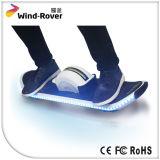 Une planche à roulettes électrique de Hoverboard de rouleau