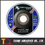 "Abrasive Gringding Disc for Stainless Steel 4 1/2""X1/4""X7/8"""