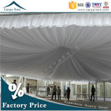salon Pagoda Canopy Business Tent de 5mx5m ABS Solid Wall