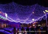 [5إكس2م] عيد ميلاد المسيح زخرفة داخليّ شلال [لد] ستار ضوء