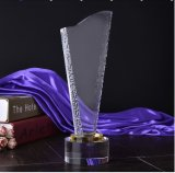 Crystal squisito Awards Trophies per Business Souvenir (KS04061)