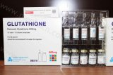 Peau de glutathion de flèche blanchissant l'injection, 600mg/900mg/1200mg/1500mg/2400mg/3000mg/3G/10g/30g/100g