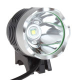 크리 말 LED Xml Xm-L T6 LED 1600lm Bicycle Light Headlight Headlamp
