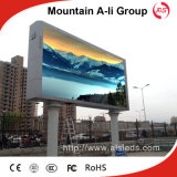 Advertizing를 위한 P10 Outdoor Full Color LED Video Display Board