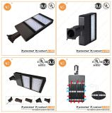 방수 IP65 HID Mhl Retrofit 200W LED Canopy Retrofit Shoe Box Light