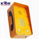 Enmergency Telephone per Tramway Knzd-09A SOS Intercom