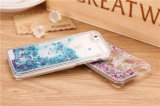 Quicksand Stars Liquid Shiny Glitter Caso per iPhone6