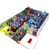 Neuestes Design CER Safe Kids Indoor Playground für Sale