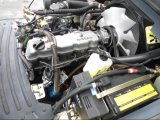 2.5t de dubbele Vorkheftruck van de Brandstof Gasoline/LPG met Hoge Opheffende Mast