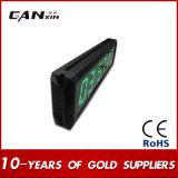 """[Ganxin] 1.8 """" Binnen LEIDENE de Van uitstekende kwaliteit Elektronische Prikklok van de Klok"""