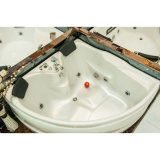 New Design Pearl-Acrylic Whielpool Massage Hot Tub (523B)