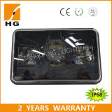 Jeep를 위한 Hi/Low Beam LED Headlight 4X6 LED Headlight