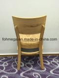 Presidenza pranzante di legno di colore naturale per il ristorante (FOH-BCC39)