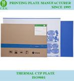 Hoge Gevoelige Lang - in werking gestelde Thermische CTP van de Lengte Platen