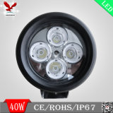 Lámpara 40W del trabajo del LED para 4X4, SUV, carro, coche (HCW-L4071)