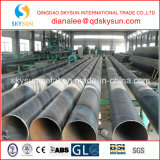 API Psl2 Spiral Wleded Steel Pipe para Oil (SSAW) Pipe