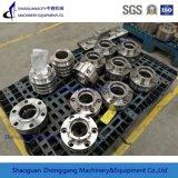 Peça-CNC-flange-Forjamento da maquinaria