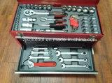 Профессиональный комплект инструмента механиков с комплектом гаечного ключа