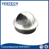 HVACシステムアルミニウム防水円形のルーバー