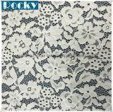 Tessuto di nylon del merletto del jacquard di alta qualità 2016