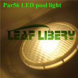 PAR56 piscina Aquarium Lamp do diodo emissor de luz do diodo emissor de luz Pool Light Piscina 54W 12V RGB IP68 18X3w para Outdoor Marine Yachting
