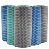 Perforated ткань чистки Spunlace Non сплетенная
