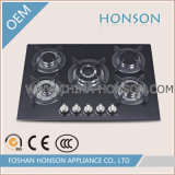 Famiglia Appliance Built in Enamel Gas Stove Gas Hob