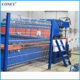 공장 Price 가득 차있는 Automatic Panel Fence Mesh Welding Machine (선 철사와 엇갈린 철선 3-8mm를 가진 HWJ2000)
