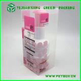 Caixa de empacotamento do recipiente da impressão cosmética feita sob encomenda do animal de estimação
