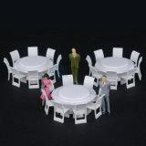 Diecast Round Furniture, Model Chair 및 Table (8개의 PCS/세트)