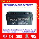 12V 65ah batería de plomo sellada