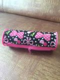 Custom Print Cylinder Shape Pencil Bag