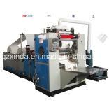 Maquinaria automática del papel de toalla de mano del doblez de V